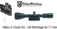 Nikko Stirling Air King 4-12x42 mm
