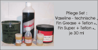 Pflege Set Fin Grease-Fin Super